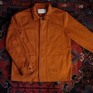 Mr. P Cotton Twill Jacket